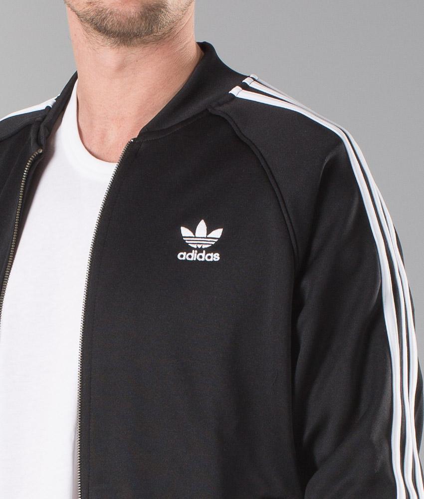 adidas Originals Superstar Track Jacket   Hvit   Track tops