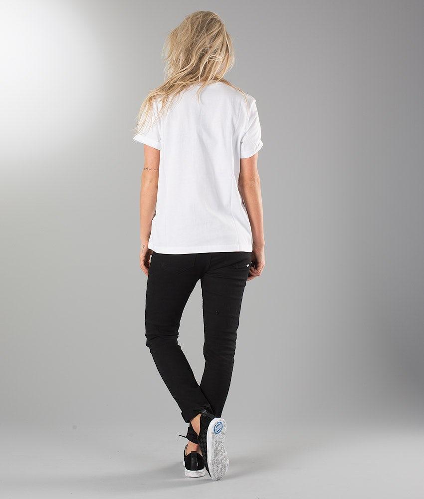 pierna autobiografía Tres  Adidas Originals Street Graphic Unisex Camiseta White - Ridestore.com