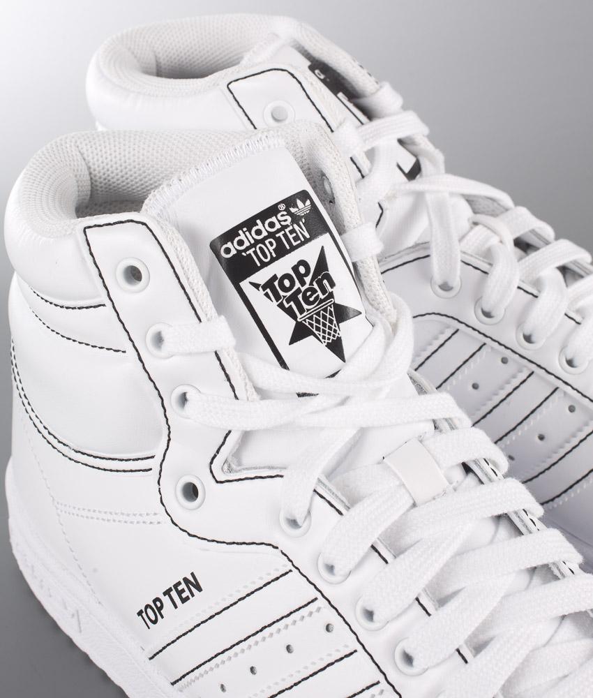 Hi Adidas Ten Originals Schuhe Top Ftwwhtftwwhtftwwht c4L3j5qAR