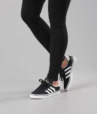 Acusador Más temprano Abigarrado  Adidas Skateboarding Busenitz Vulc Unisex Shoes Black/Runwht/Black -  Ridestore.com