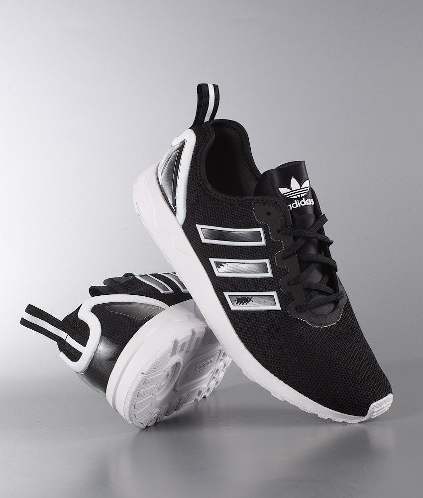 b403eb3af4 Adidas Originals ZX Flux Adv Shoes Core Black/Core Black/Ftwr White ...