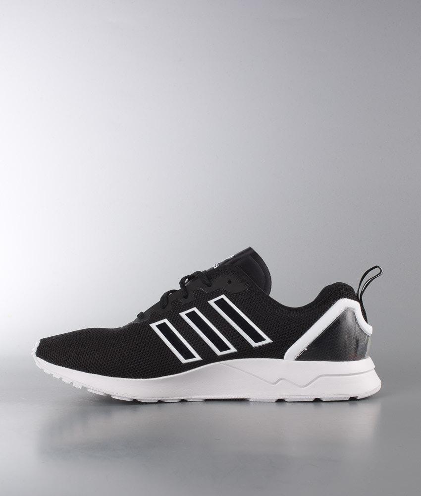 9cb6479f239c Adidas Originals ZX Flux Adv Shoes Core Black Core Black Ftwr White ...