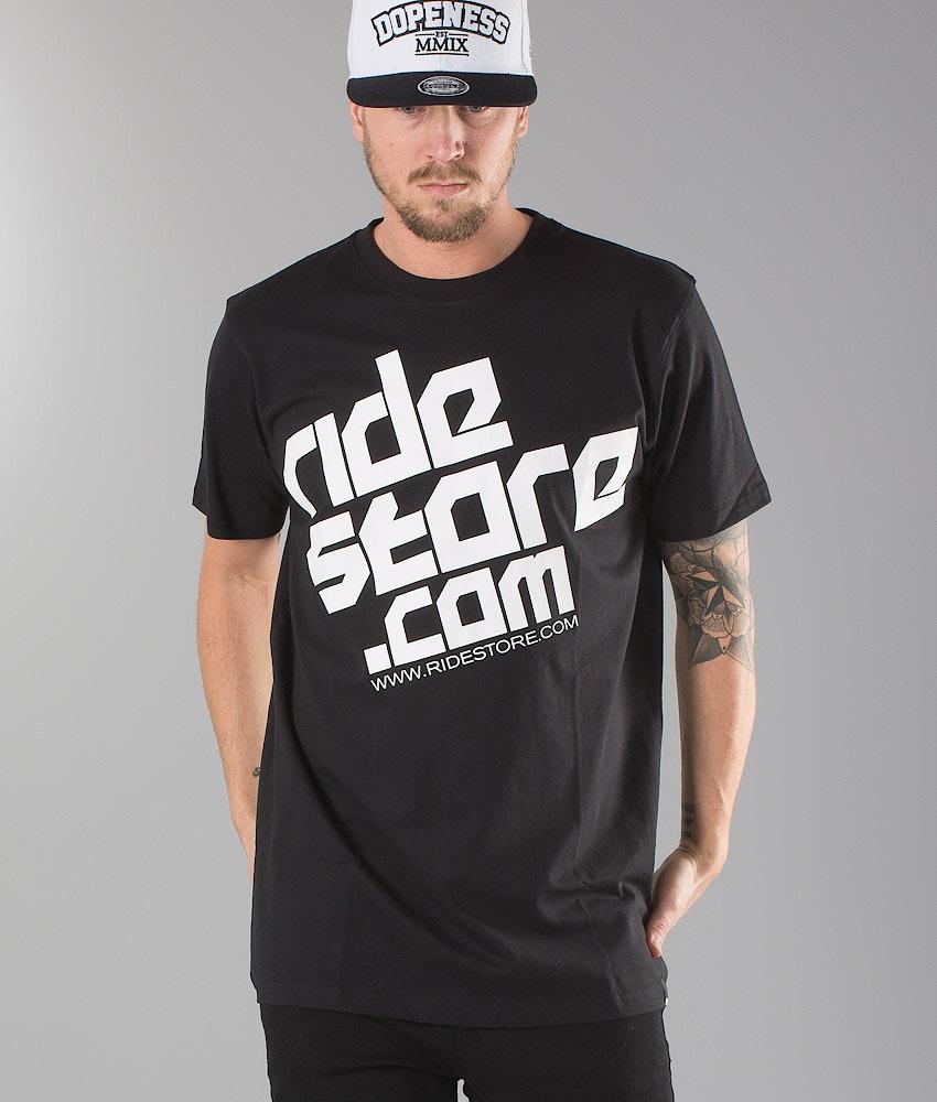 Ridestore Ridestore Trinity T-paita Black