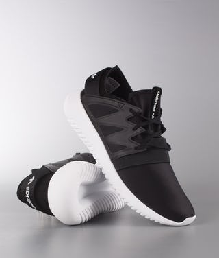 fashion styles coupon codes lace up in Adidas Originals Tubular Viral W Shoes Core Black/Core Black/Core White