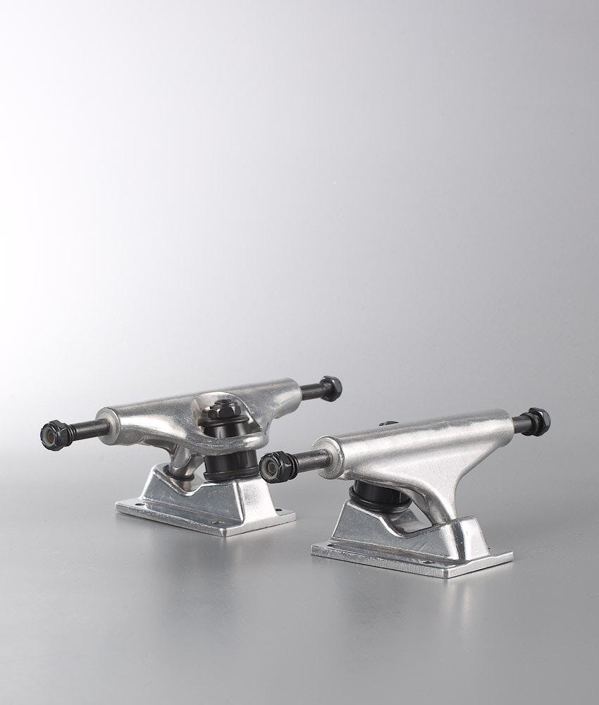 OEM Skateboard Trucks Silver