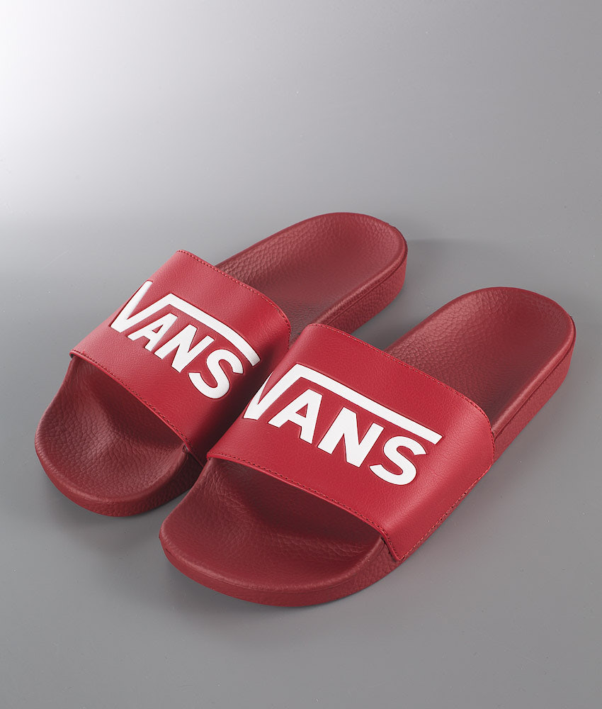 64c3eb1a5caa Vans Slide-On Sandal (Vans) Chili Pepper - Ridestore.com