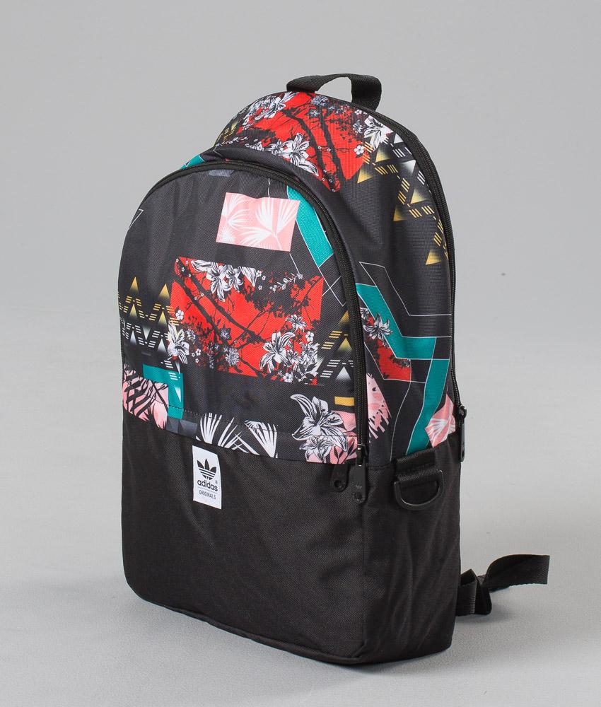 Adidas Originals Essential Soccer Tasche BlackMulticolor