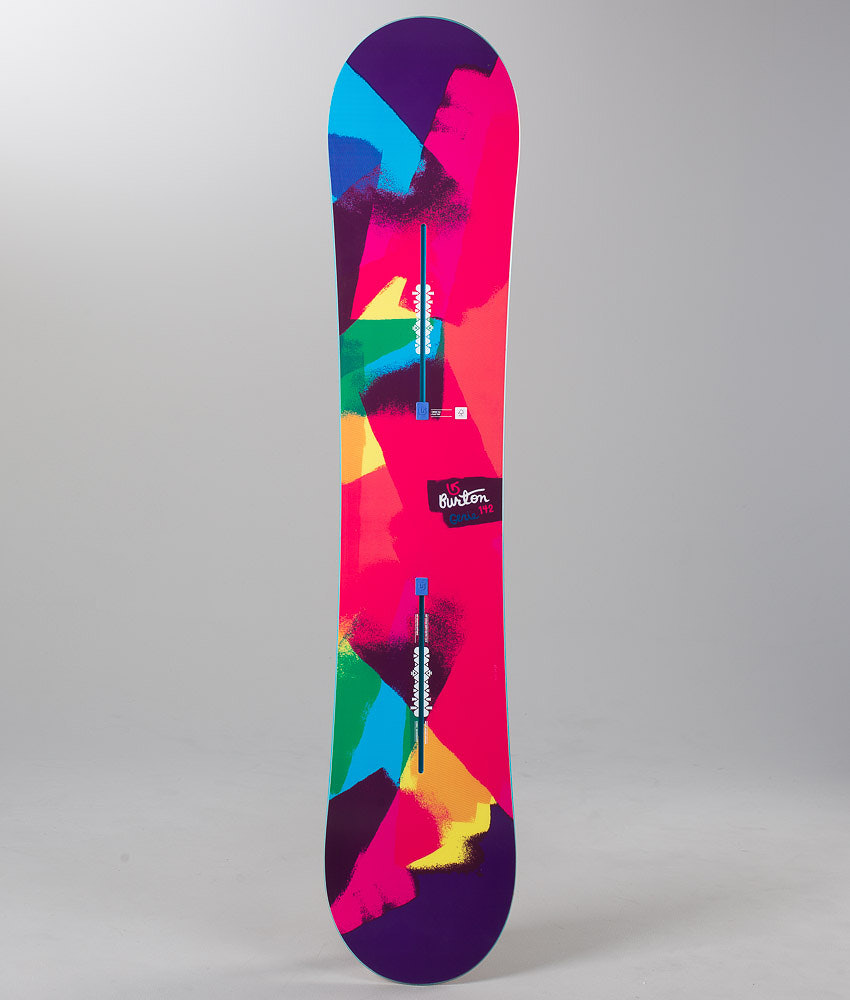 c9980f80d9 Burton Genie - 142 Snowboard No Color - Ridestore.com