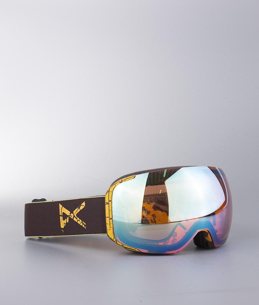 c48dd9436b6e Anon M2 Mfi Ski Goggle Oxide Gold Chrome - Ridestore.com