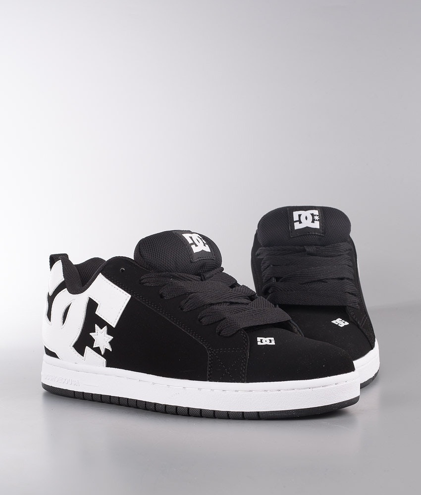 DC Court Graffik Schuhe Black