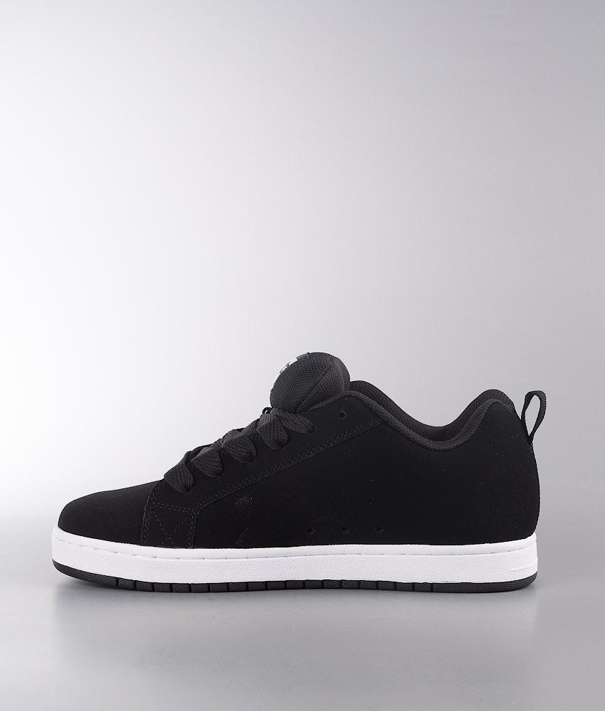 DC Court Graffik Shoes Black