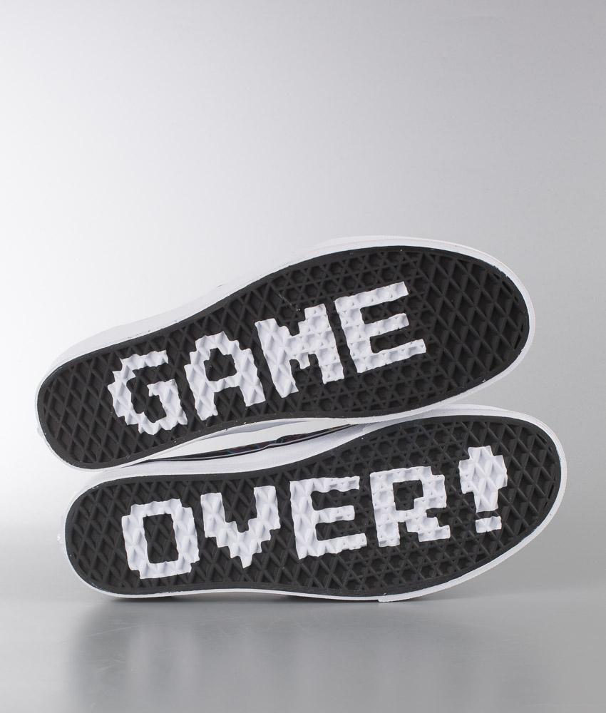 vans game over scarpe