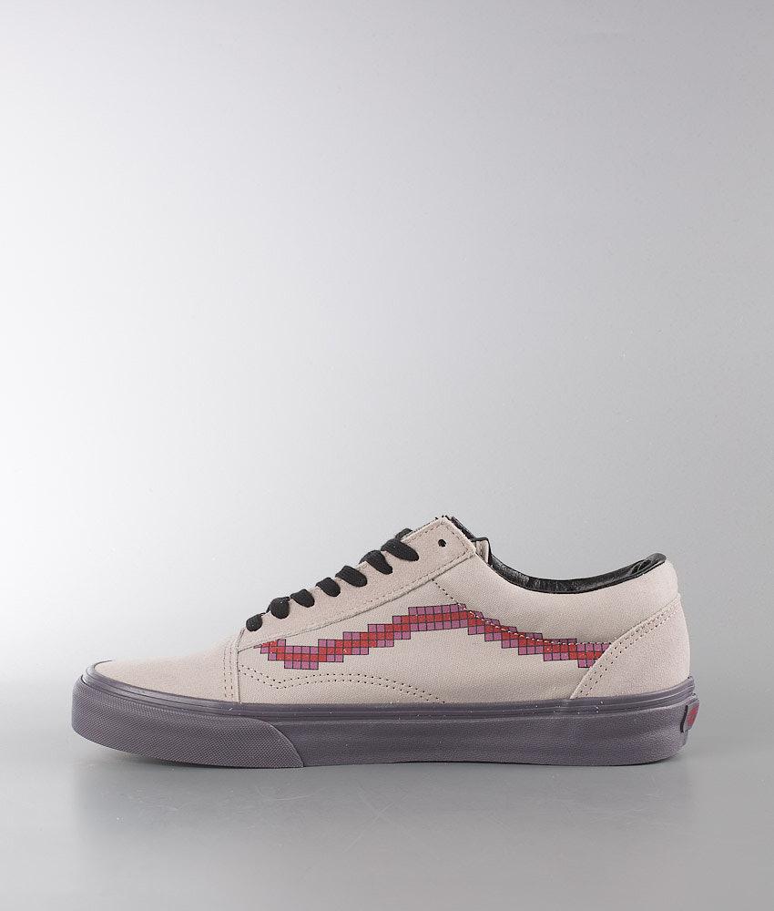370cf5d1f8 Vans Old Skool Shoes (NINTENDO) Console Dove - Ridestore.com