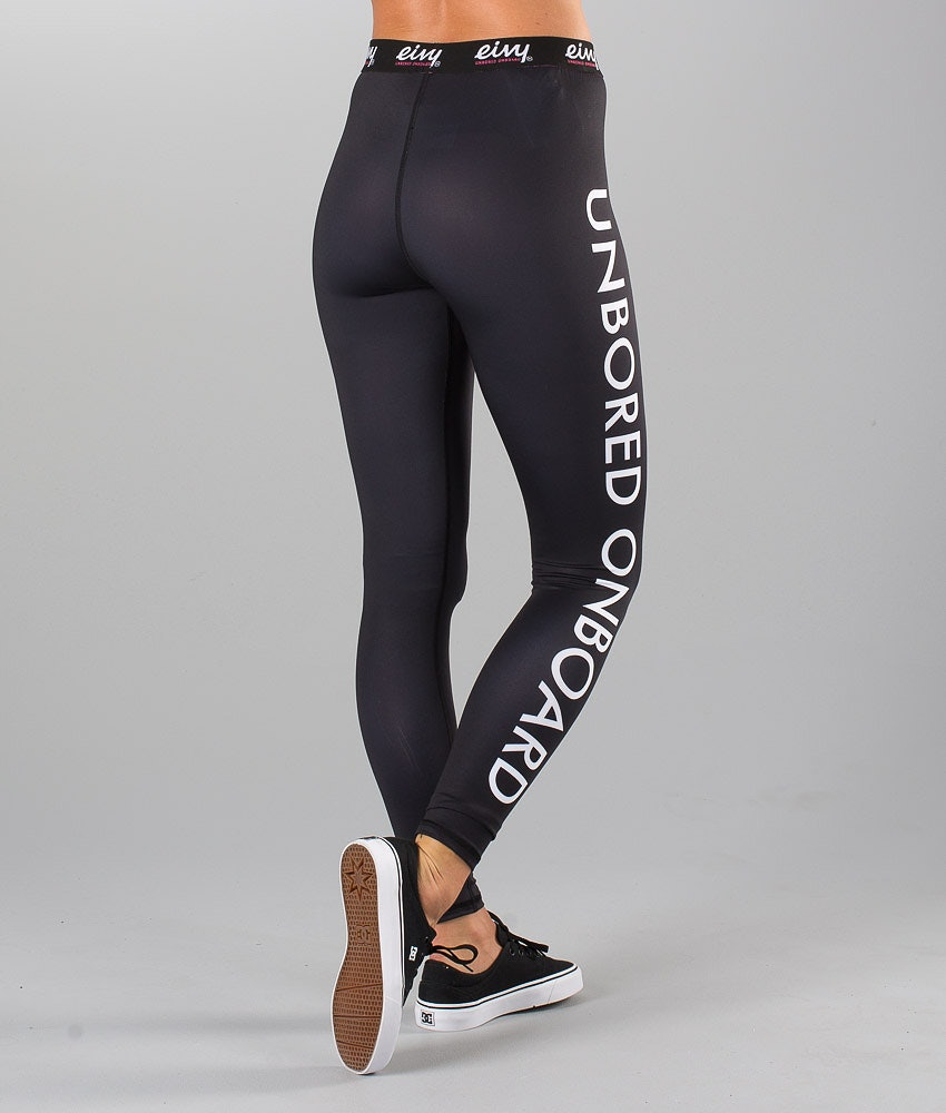 Eivy Icecold Women's Base Layer Pant Team Black