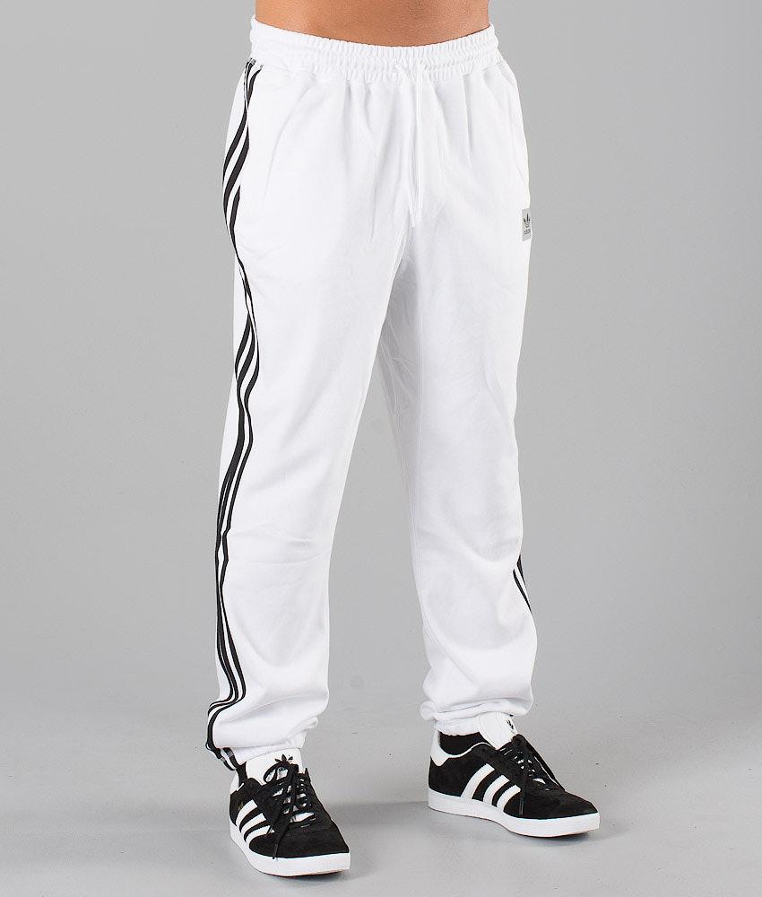 bc34a93a0 Adidas Originals Bb Pants White Black - Ridestore.com