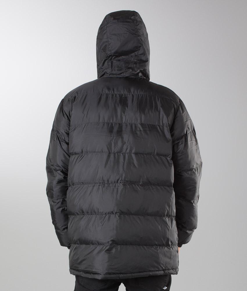 Chez Black Padded Adidas Originals Parka De Veste q7CH4xw