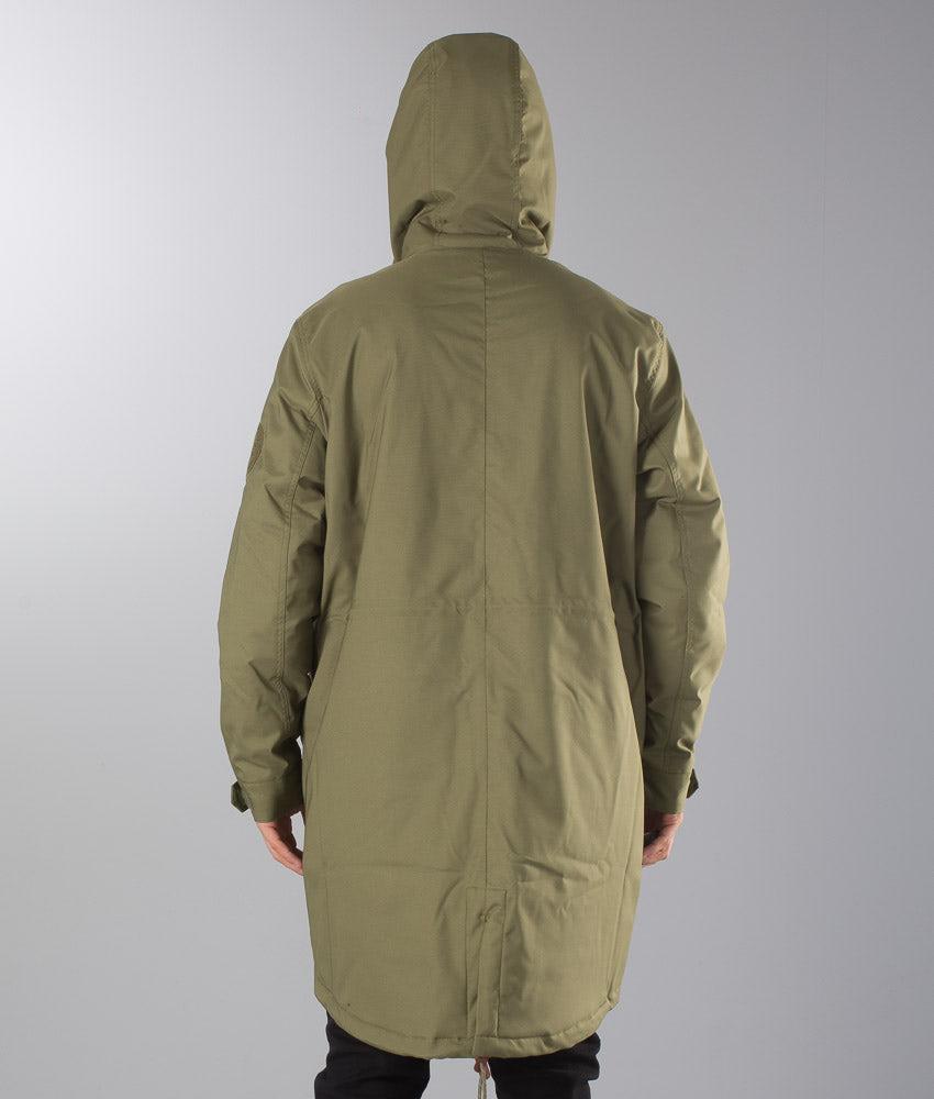 quality design 6380b 10275 Adidas Originals Quilt Fur Parka Giacca Olicar