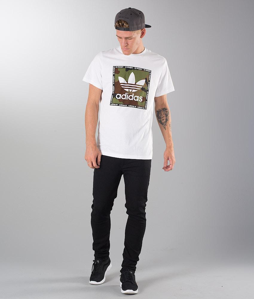 competitive price e5b89 d4875 Adidas Originals Camo Box T-shirt