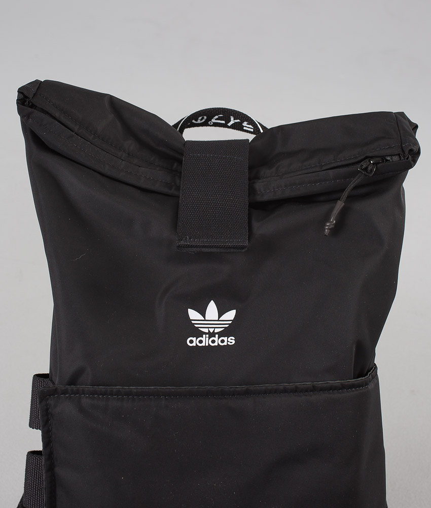 Adidas Originals Rollup Bag Black - Ridestore.com 4c932bb2c3082