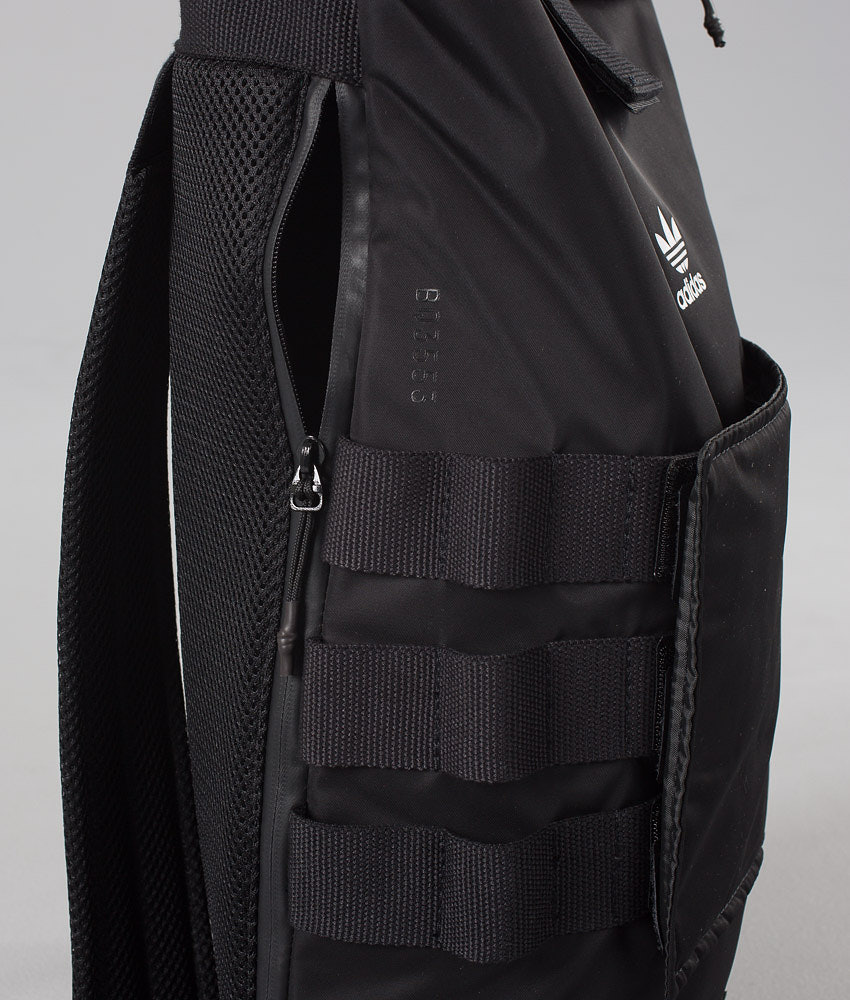 acf139054a Adidas Originals Rollup Bag Black - Ridestore.com