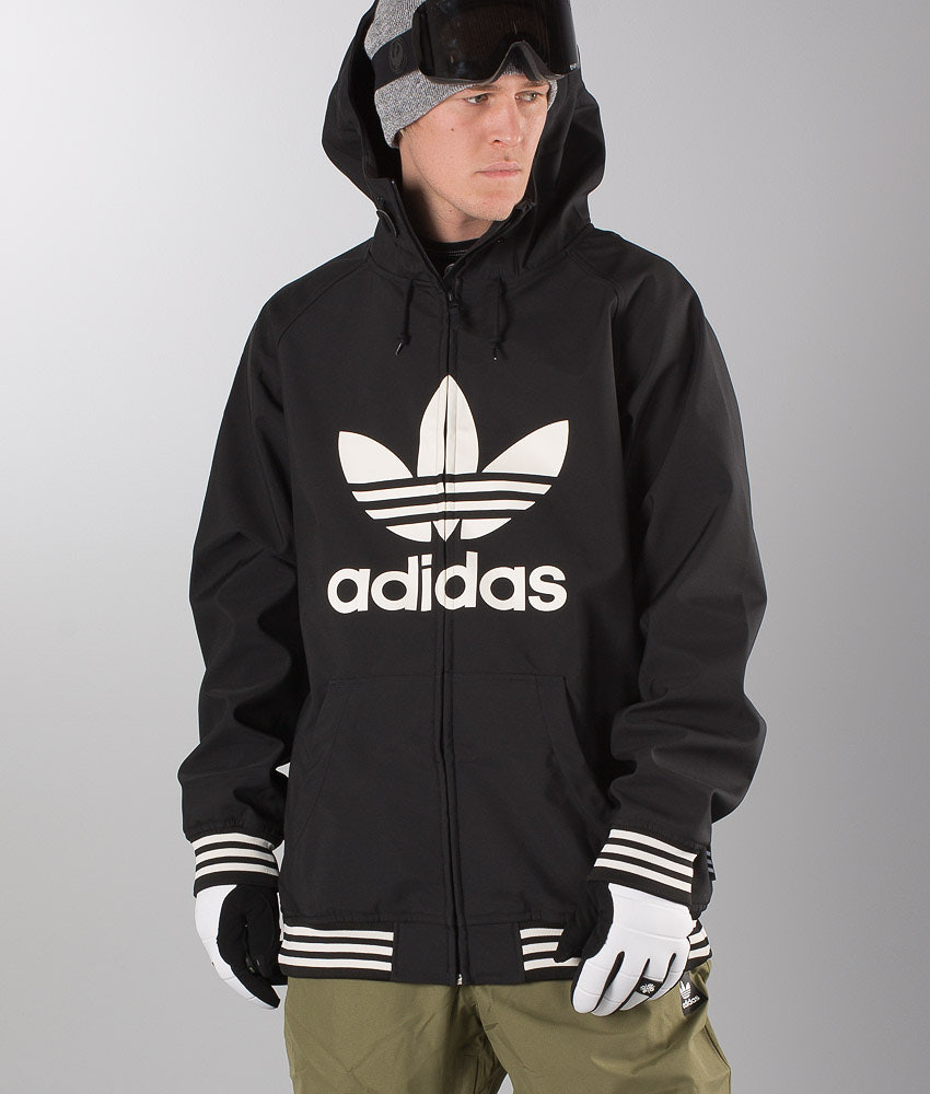 Adidas Snowboarding Greeley Ss Snowboardjacke Black - Ridestore.de 7b41ce1450