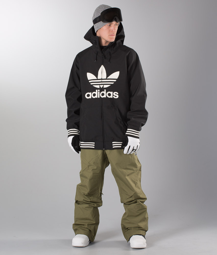 Adidas Greeley Snowboarding Ss it Da Snowboard Black Giacca Ridestore rTrwqpBA5