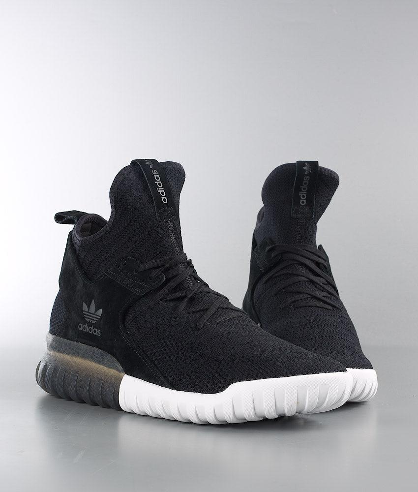best loved 713ac eba41 Adidas Originals Tubular X Pk Shoes Cblack/Dkgrey/Vinwht