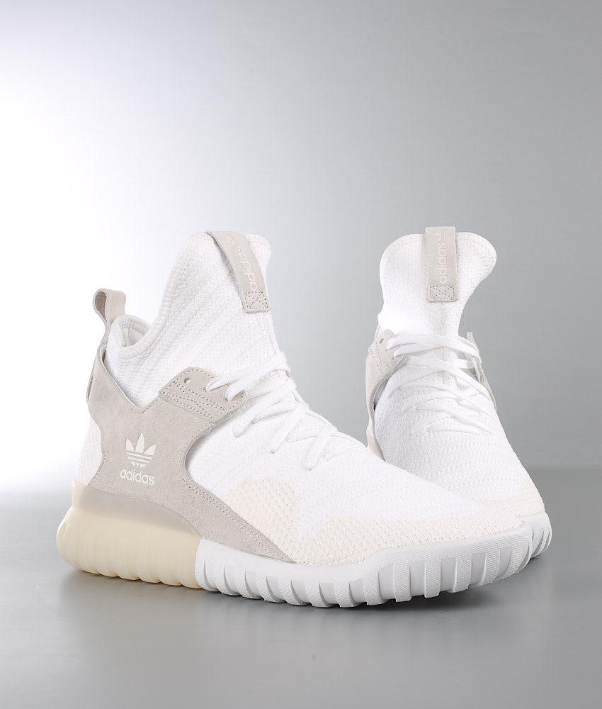 outlet store e6d18 8b812 Adidas Originals Tubular X Pk Shoes Ftwwht/Ftwwht/Vinwht