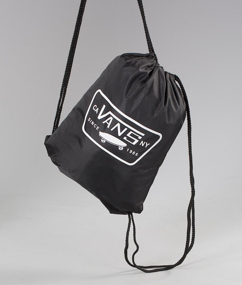 25b7cfcbc5 Vans League Bench Bag Black-White - Ridestore.com