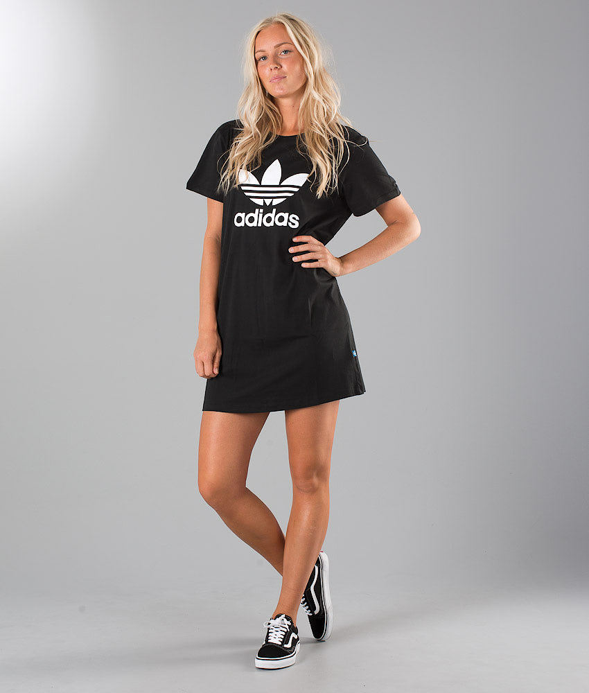 outlet for sale where to buy special for shoe Adidas Originals Trefoil Dress Black
