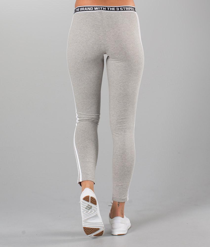Adidas Originals 3 Stripes Leggings Broek Mgreyh