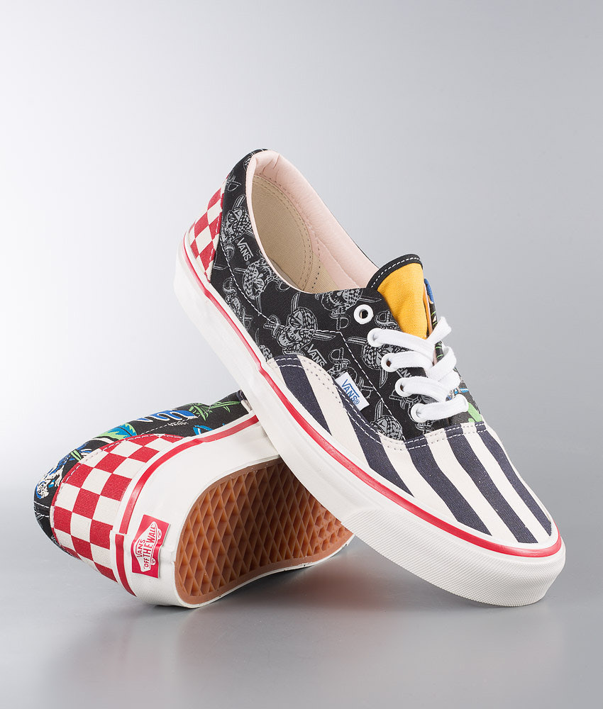 Vans Era 95 Reissue Shoes (50Th) Stv Multi Print - Ridestore.com be3b150e94