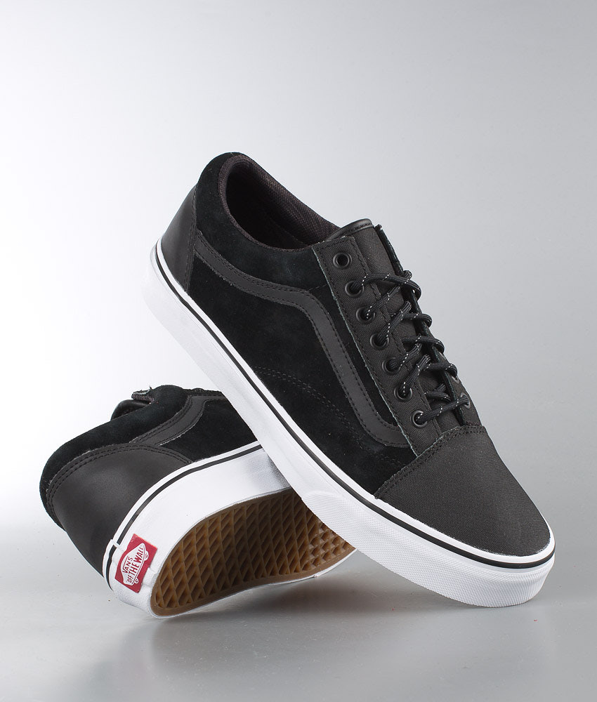 a476106d6e1a5 Vans Old Skool Reissue DX Shoes (Transit Line) Black/Reflective ...