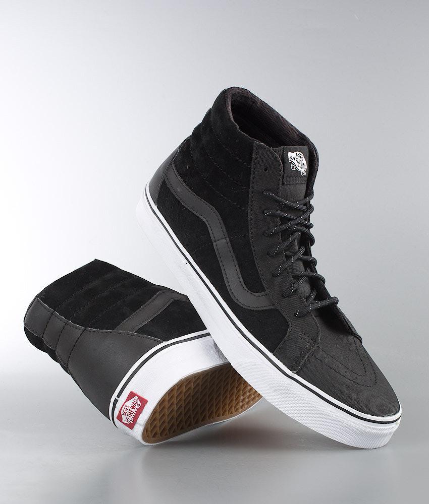 799b92a5e36cb0 Vans Sk8-Hi Reissue DX Shoes (Transit Line) Black Reflective ...