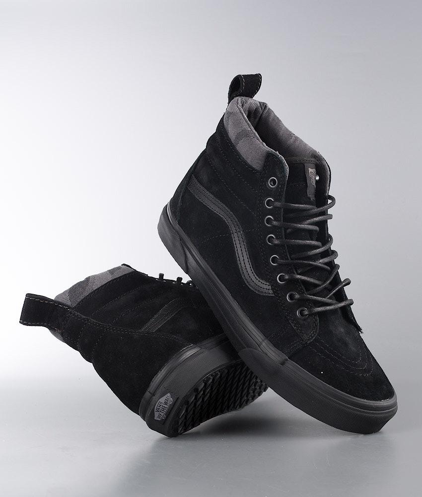 380011d0bc67 Vans SK8-Hi MTE Shoes (Mte) Black Black Camo - Ridestore.com