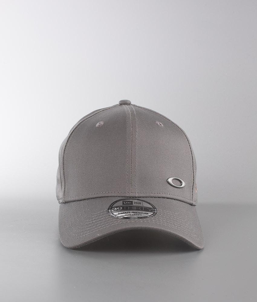 Oakley Tinfoil Cappello Grigio Scuro - Ridestore.it 6010e5d2f106