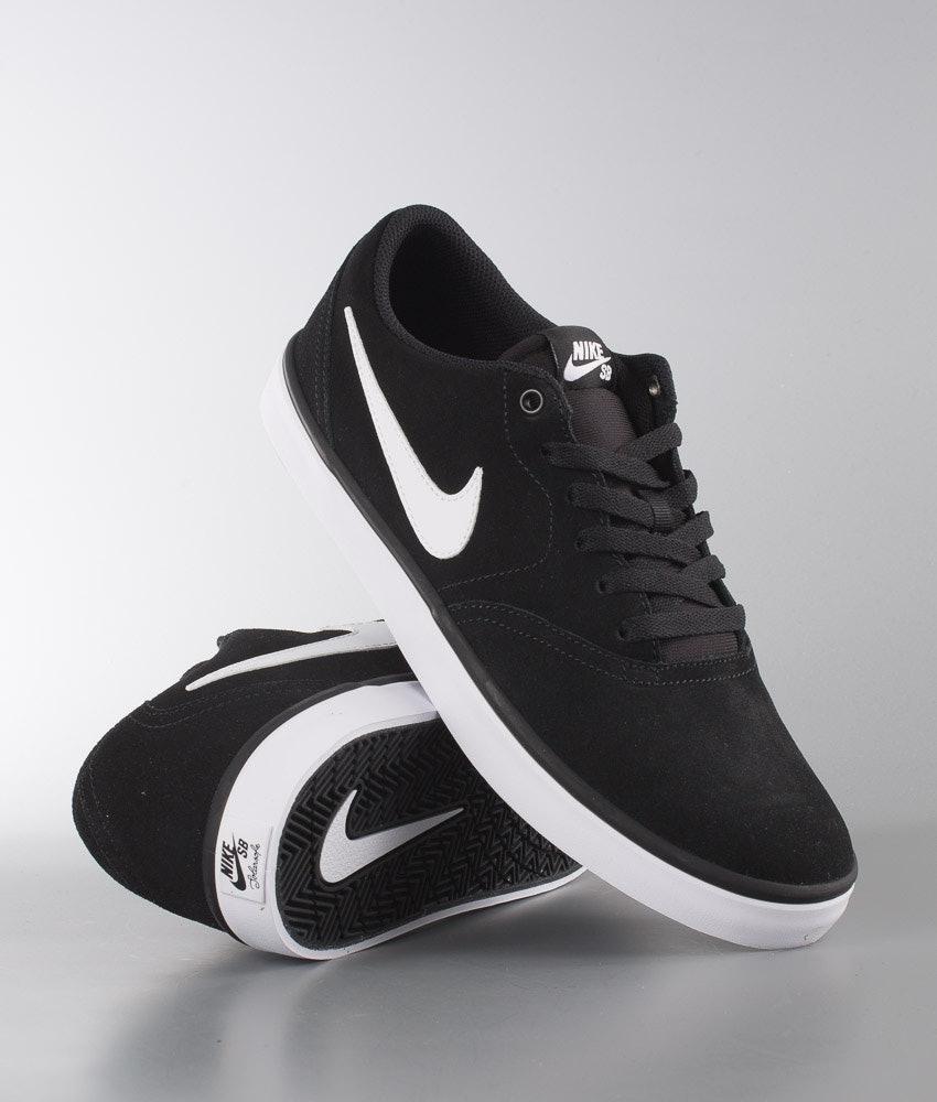 Nike Check Solar Kengät Black/White