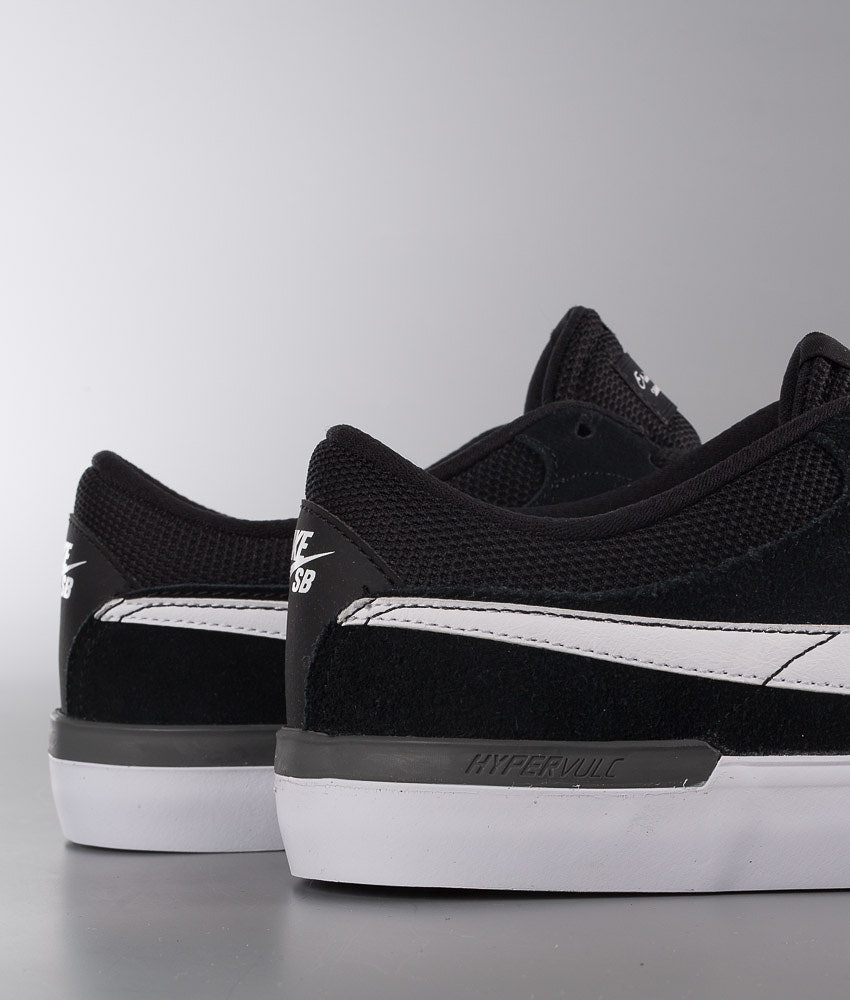 875465e3371d86 Nike Koston Hypervulc Shoes Black White-Dark Grey - Ridestore.com