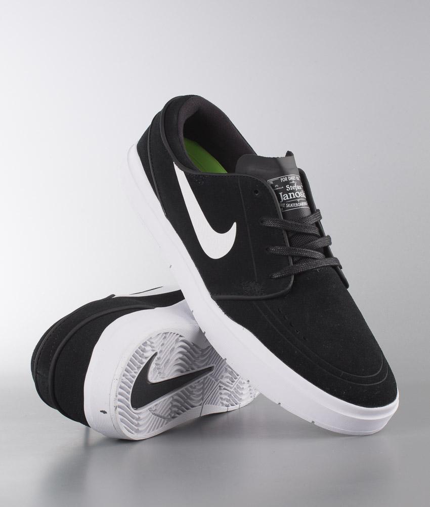 Nike Stefan Janoski Hyperfeel Sko BlackWhite