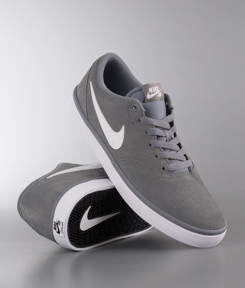 Nike Check Solar Sko Cool Grey/White