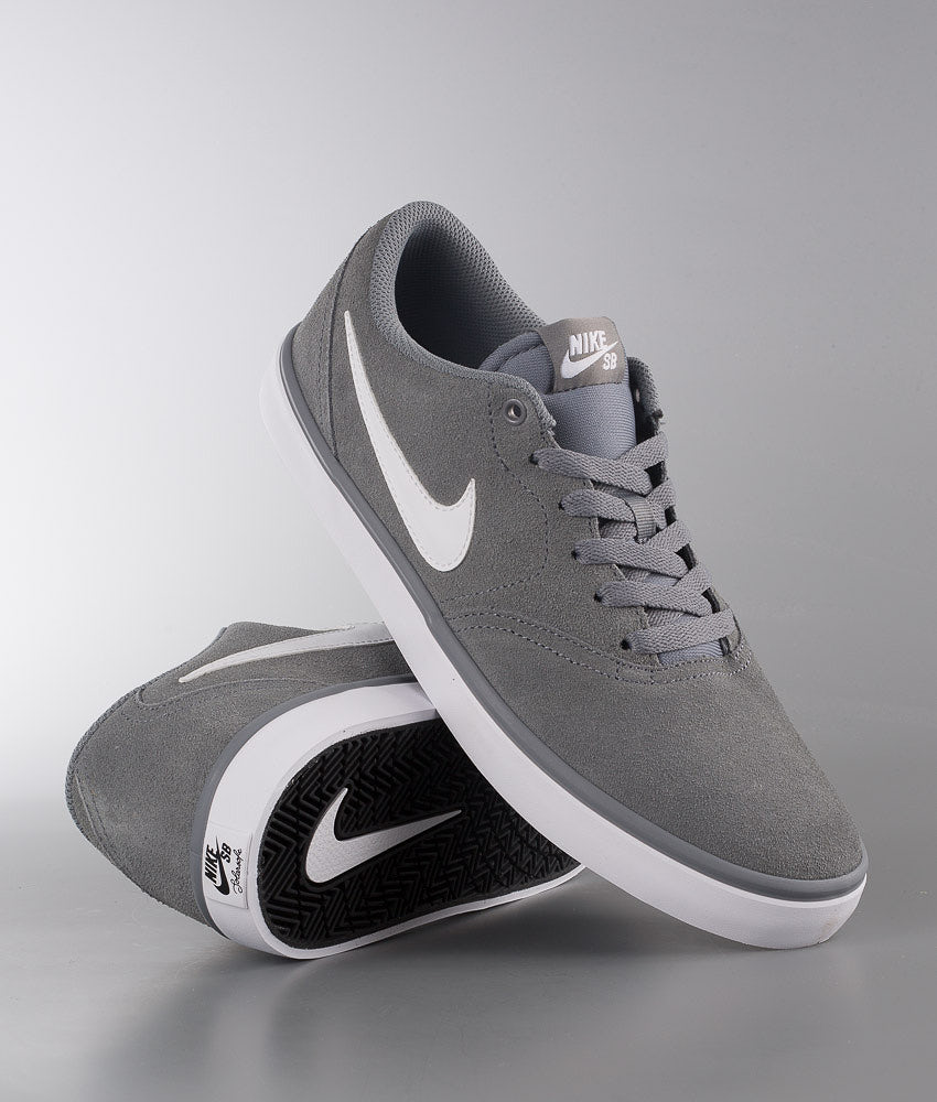 Nike Check Solar Schuhe Cool Grey/White