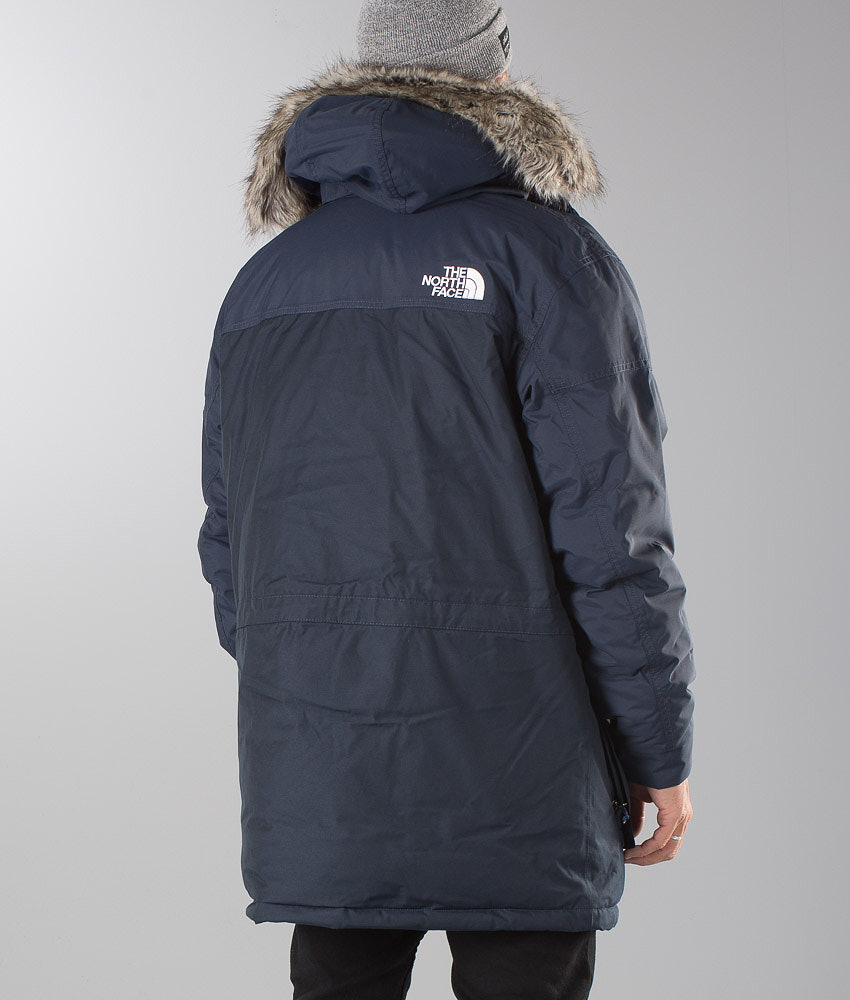 7eb38120 The North Face Mcmurdo Jakke Urban Navy - Ridestore.no