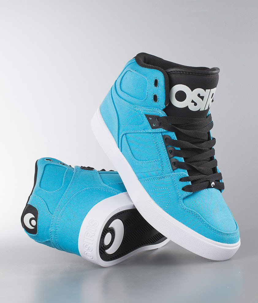 Osiris Nyc 83 Vulc Shoes Blue/Neon