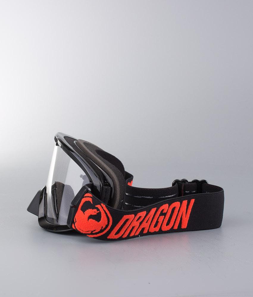 Dragon MDX2 Crossglasögon Red   Clear 2 - Ridestore.se 082c0e27f5eee