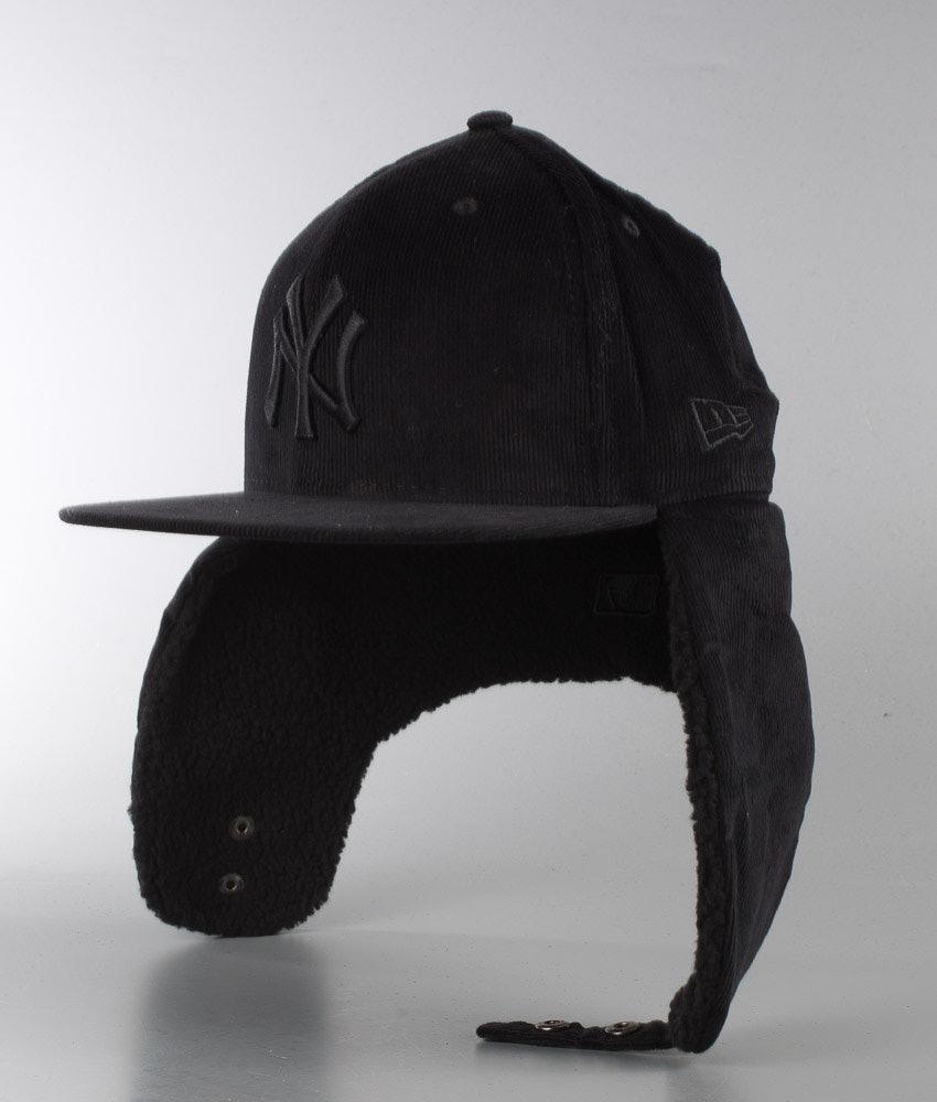 30a98e12db7 New Era Mlb Dogear Cap New York Yankees - Black - Ridestore.de
