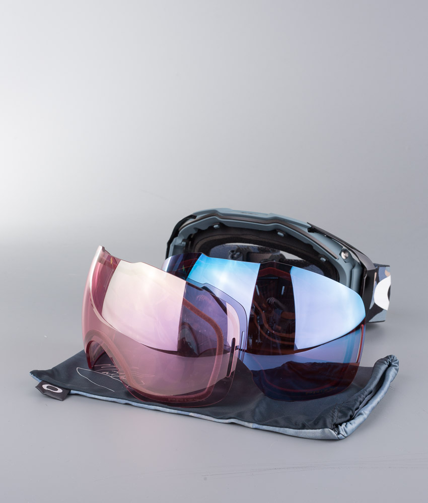 oakley airbrake xl mark mcmorris