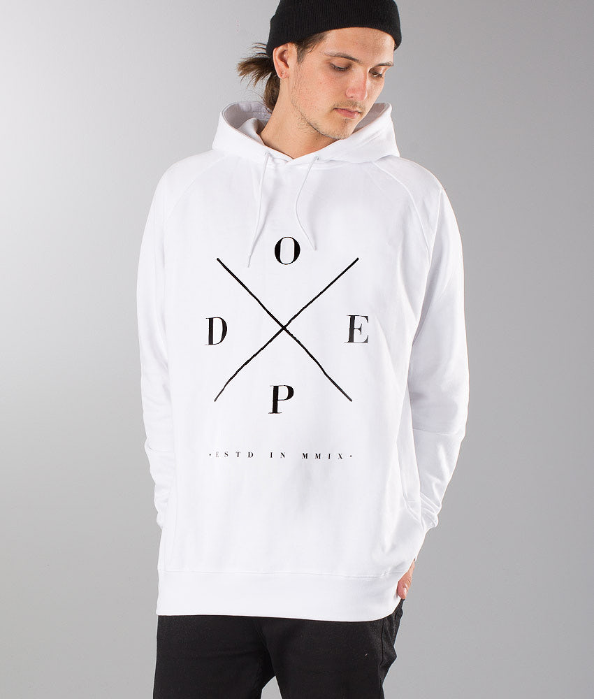 Dope 2X-Up Capuche White