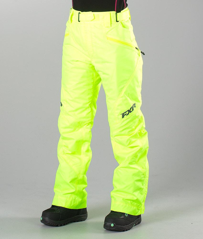 FXR Fresh Snowmobile Pant Hi-Vis
