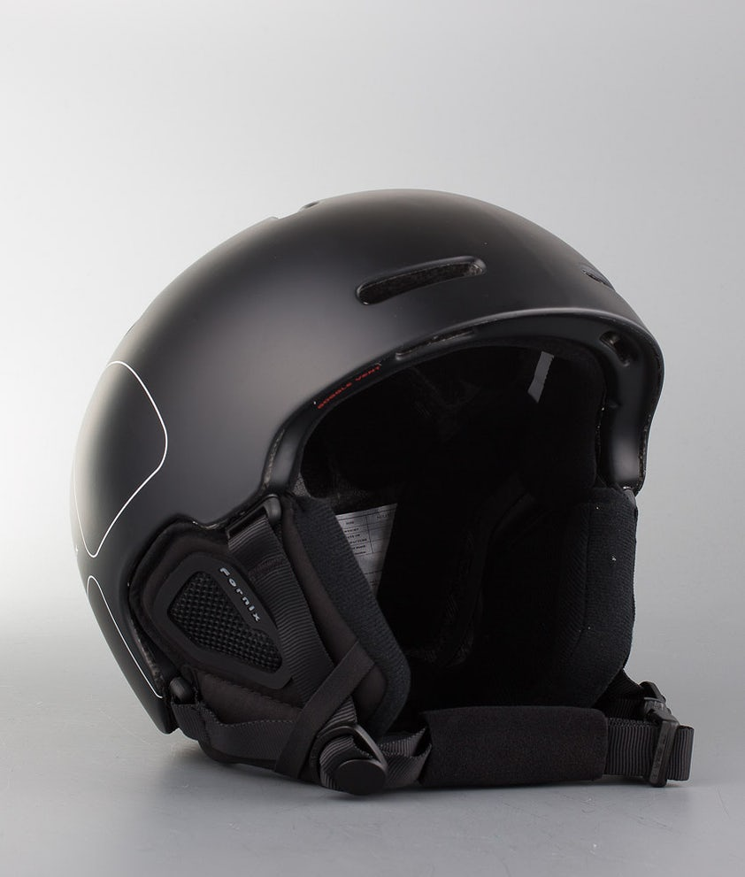 Poc Fornix Casco Snow Matt Black