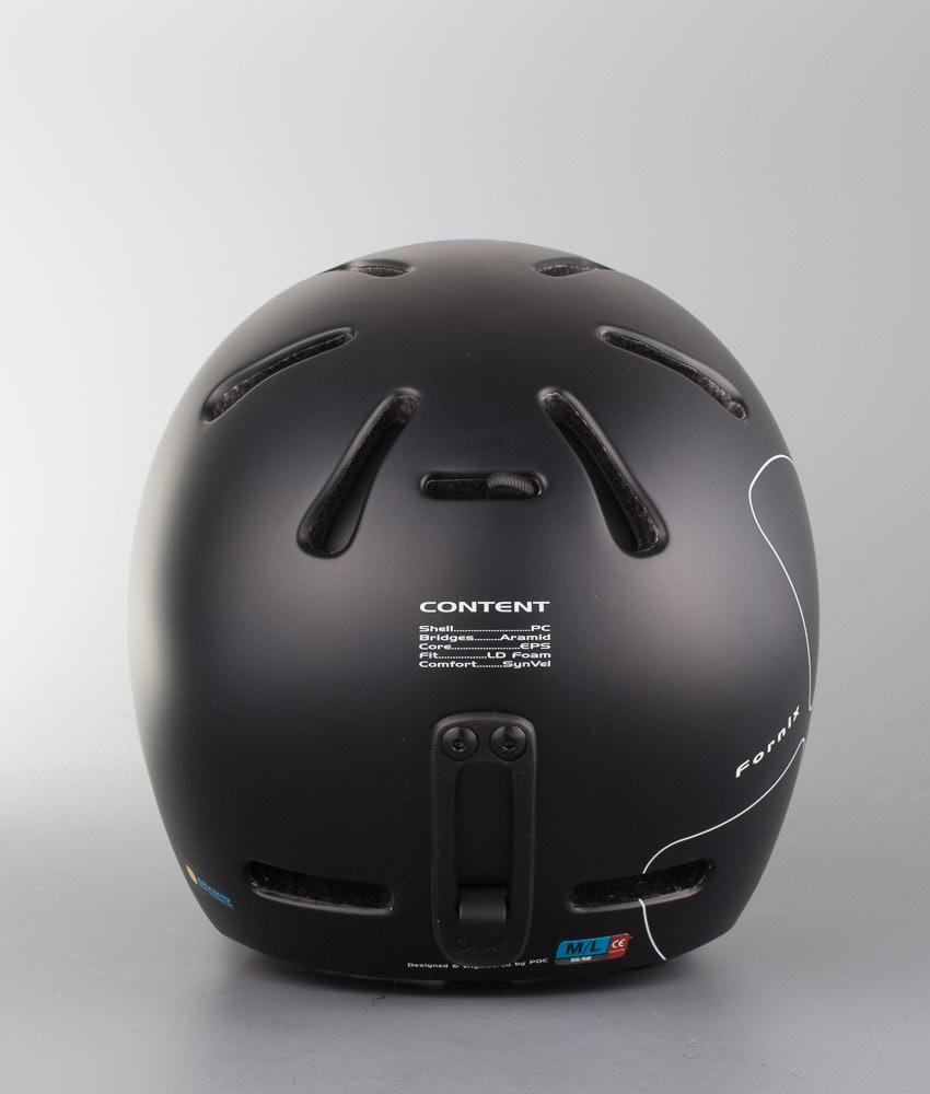 Poc Fornix Ski Helmet Matt Black
